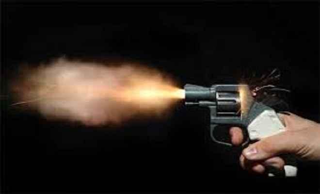 गोली मारकर युवक की हत्या
