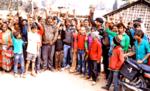 बिजली समस्या को लेकर ग्रामीणों का चक्का जाम 31 मई को