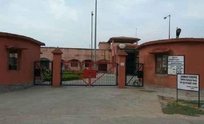 रामगढ़ कारा में कैदी ने की आत्महत्या