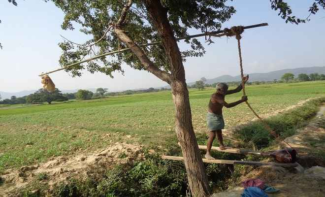 जमुई की 83 सिंचाई योजनायें ख़राब पड़ीं, नहीं मिलता पानी