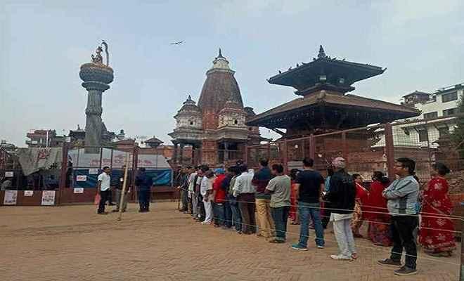 नेपाल के एक प्रांत में निकाय चुनाव टला