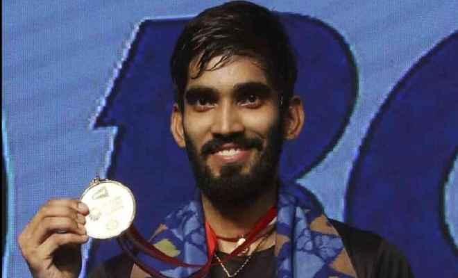 श्रीकांत ने जीता इंडोनेशिया ओपन का खिताब