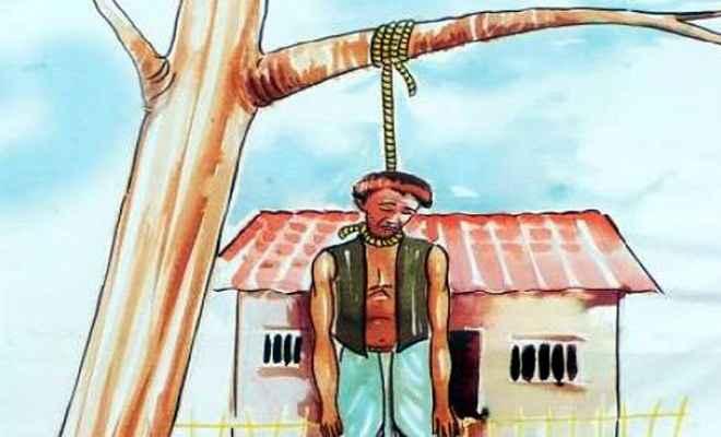 मप्र में दो किसानों ने फिर की आत्महत्या, तीसरे ने पीया जहर