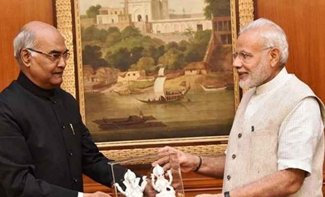 बिहार के राज्यपाल रामनाथ कोविंद बने राजग के राष्ट्रपति उम्मीदवार