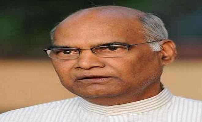 उत्तर प्रदेश से पहले राष्ट्रपति हो सकते हैं रामनाथ कोविंद