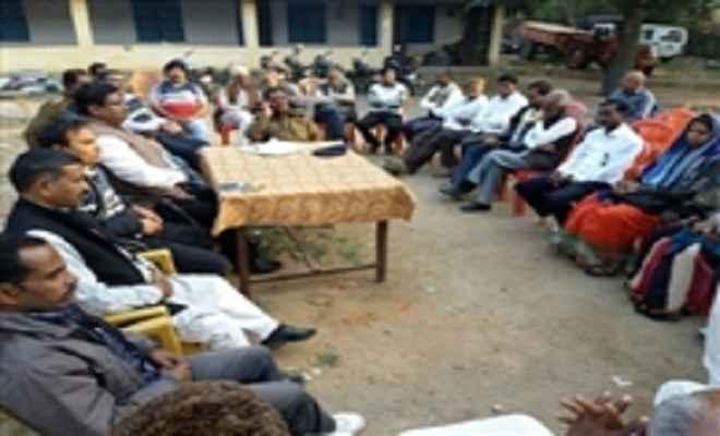 ईद को लेकर कोडरमा में शांति समिति की बैठक