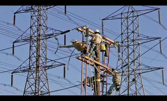 विद्युत आपूर्ति सेवा पूरी तरह ध्वस्त