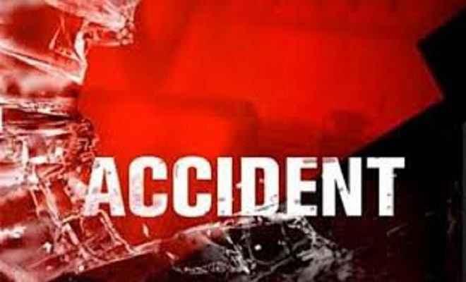 सड़क दुर्घटना में एक की मौत, एक घायल
