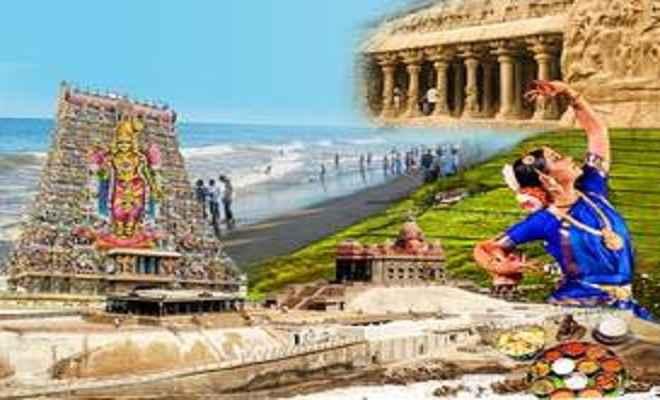घरेलू और विदेशी पर्यटकों के लिए तमिलनाडु बना पसंदीदा स्थान