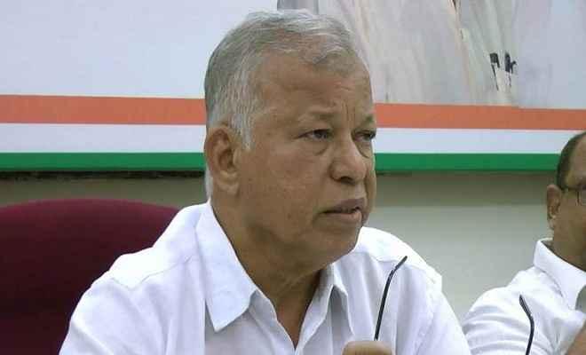 गोवा कांग्रेस में असंतोष, अध्यक्ष फेलेरो ने सौंपा आलाकमान को इस्तीफा