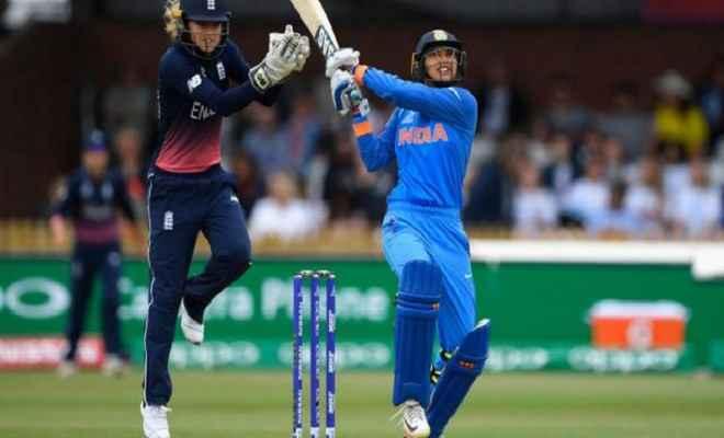 महिला विश्वकप : इंग्लैंड के खिलाफ भारत की धमाकेदार शुरुआत