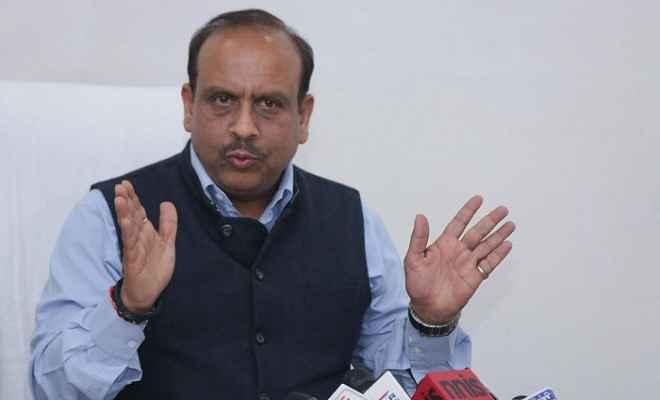 चुनाव आयोग लाभ के पद के मामले में जल्द से जल्द फैसला सुनाए : विजेन्द्र गुप्ता