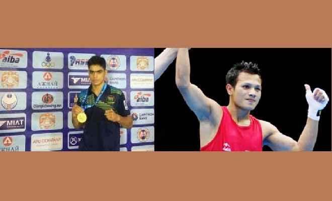 उलानबाटर कप: अंकुश ने स्वर्ण और देवेंद्रो ने जीता रजत