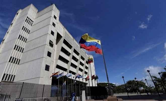 वेनेजुएला के सुप्रीम कोर्ट पर हेलिकॉप्टर से हमला