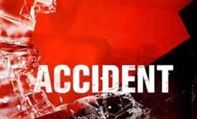 दुर्घटना में एक की मौत, कई घायल