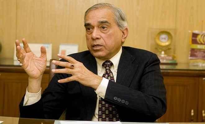 सरकार जीएसटी के तहत सेस वापसी के लिए वैकल्पिक व्यवस्था करेगी: नृपेंद्र मिश्र
