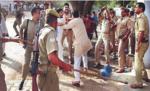 विश्व हिंदू परिषद ने हजारीबाग बंद कराया