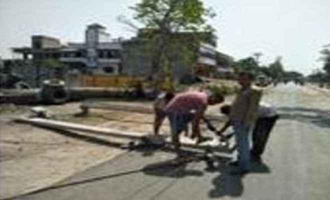 मोतीपुर में 30 घंटे से बिजली आपूर्ति ठप, लोगों में आक्रोश