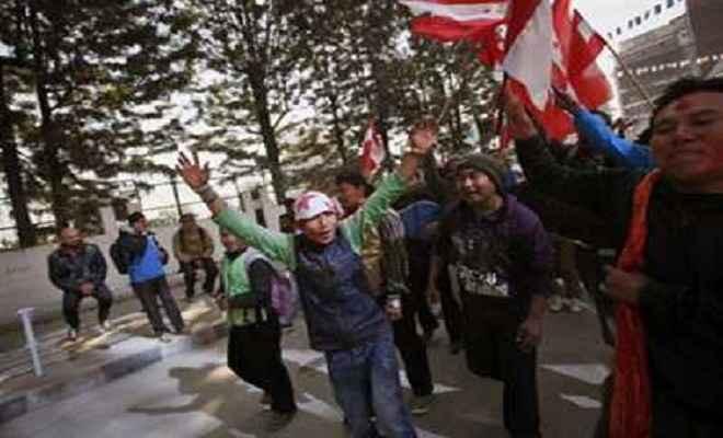 नेपाल में दूसरे चरण के निकाय चुनावों में भी सीपीएन-यूएमएल आगे