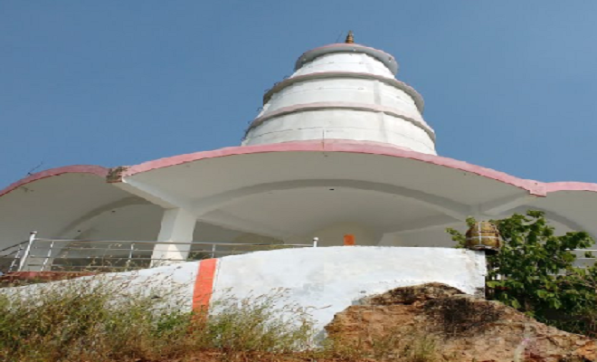 आस्था और विश्वास का केन्द्र है राजा पहाड़ी स्थित शिव मंदिर