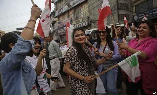नेपाल : दूसरे चरण के निकाय चुनावों में भी सीपीएन -यूएमएल अव्वल