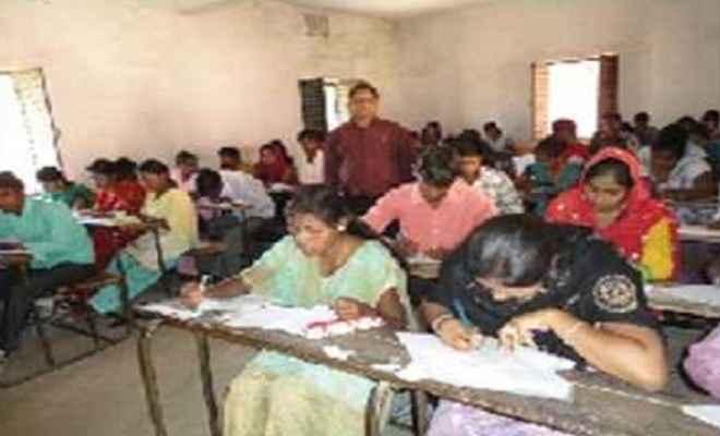 कामडारा के एक ही विद्यालय में हैं दो प्रधानाध्यापक