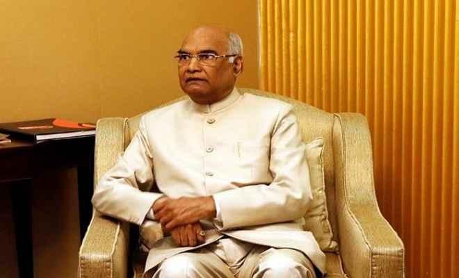रामनाथ कोविंद ने रायसीना की जंग जीती, देश के 14 वें राष्ट्रपति बने कोविंद
