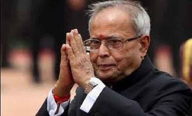 23 जुलाई को राष्ट्रपति प्रणव मुखर्जी को विदाई देंगे सांसद