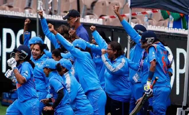 भारत आईसीसी महिला विश्वकप के फाइनल में, ऑस्ट्रेलिया को 36 रन से हराया