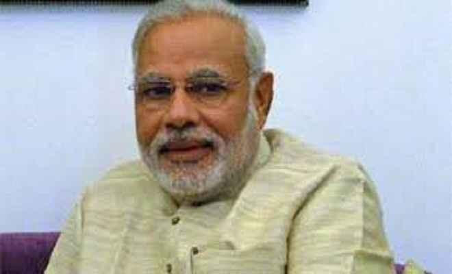 पश्चिमी उत्तर प्रदेश के भाजपा सांसदों से मिले प्रधानमंत्री