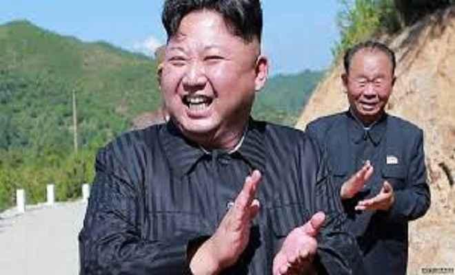 उ. कोरिया ने द. कोरिया के शांति प्रस्ताव को बताया मूर्खतापूर्ण