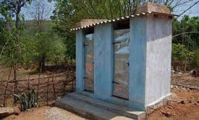 कोडरमा में अब तक नहीं बने 40 प्रतिशत शौचालय, कर दिया ओडीएफ घोषित