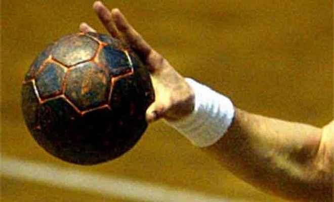 रीजनल लेबल हैंडबॉल प्रतियोगिता शुरू, 80 स्कूल खेलेंगे