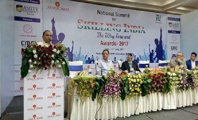 कौशल विकास की जरूरत हर क्षेत्र में : सीपी सिंह