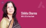 एक्सिस बैंक की सीईओ शिखा शर्मा का कार्यकाल तीन साल के लिए बढ़ा