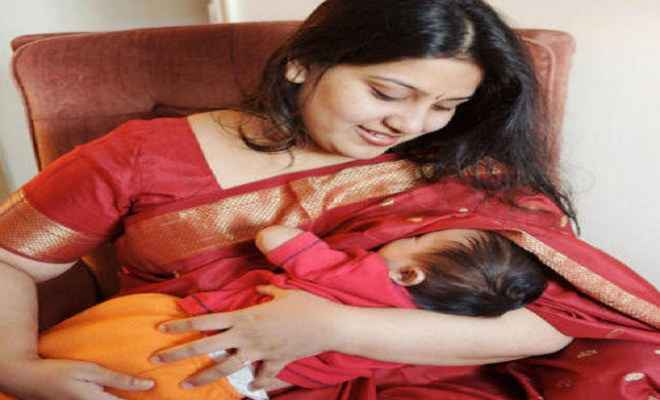 विश्व स्तनपान सप्ताह : केवल 40 प्रतिशत बच्चे ही पाते हैं पहले छह माह मां का दूध