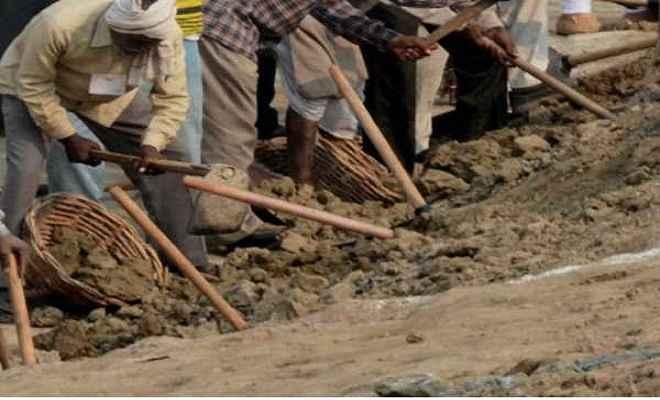 मुआवजा राशि से वंचित हैं सैकड़ों मनरेगा मजदूर