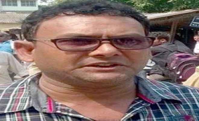 पत्रकार हत्याकांड के आरोपी को लिया गया रिमांड पर