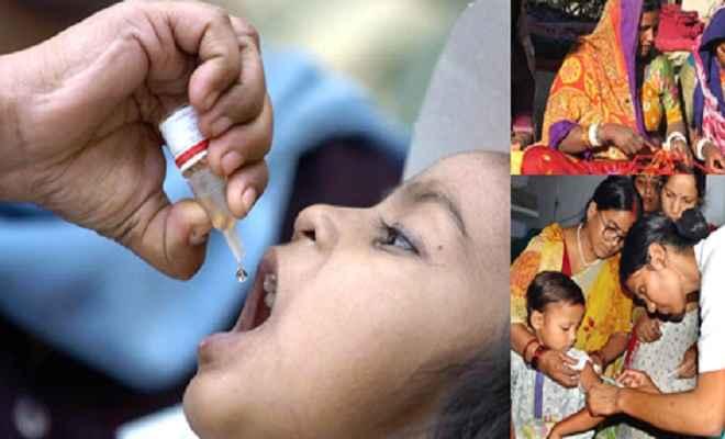 देशभर में 31 करोड़ बच्चों को कृमि मुक्ति दवा देने का लक्ष्य