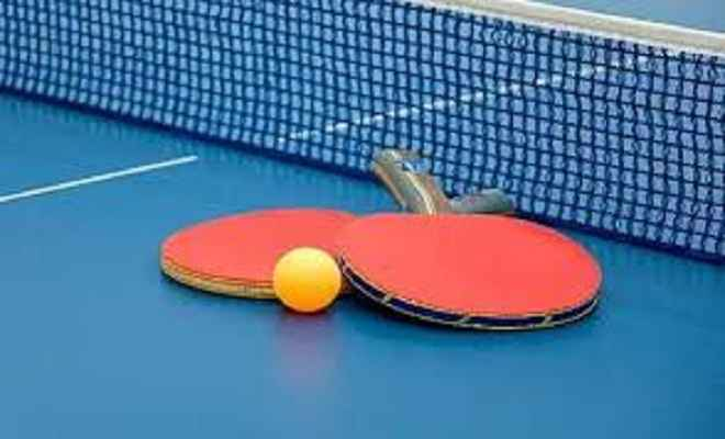 राज्य स्तरीय टेबल टेनिस टूर्नामेंट प्रतियोगिता 13 अगस्त से