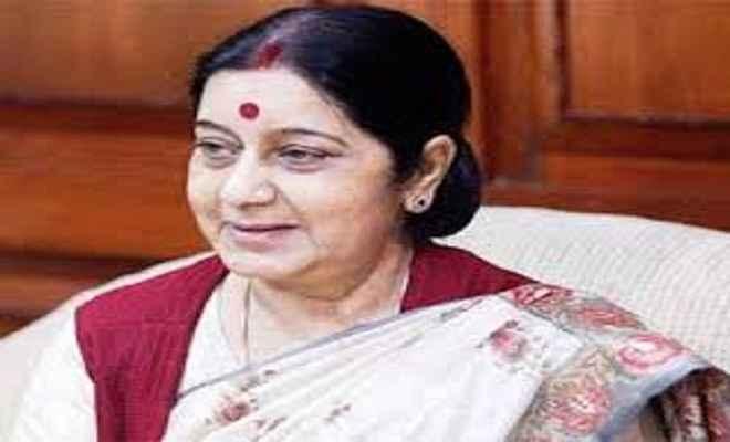 सुषमा ने भूटानी विदेश मंत्री से डोकलाम पर की चर्चा