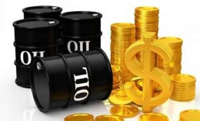 कच्चे तेल की कीमत बढ़कर 51.82 अमेरिकी डॉलर प्रति बैरल