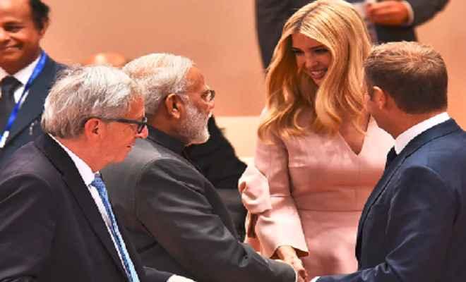 भारत आएंगी इवांका ट्रंप