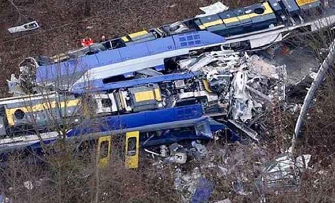 मिस्र में ट्रेन हादसा, 36 की मौत