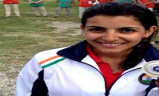 महिला स्कीट स्पर्धा में माहेश्वरी चौहान ने जीता कांस्य