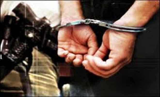 फरक्का एक्सप्रेस ट्रेन की डकैती सुलझी, पांच गिरफ्तार