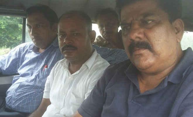 निगरानी की टीम ने रिश्वत के आरोप में मोतिहारी के भोपतपुर ओपी प्रभारी को पकड़ा।