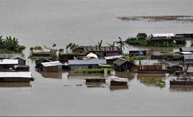 बाढ़ की विभीषिका: असम के 16 जिले प्रभावित, अबतक 16 की मौत