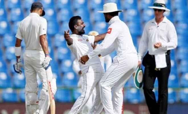 पल्लेकल टेस्ट: भारत की पहली पारी 487 रन पर समाप्त