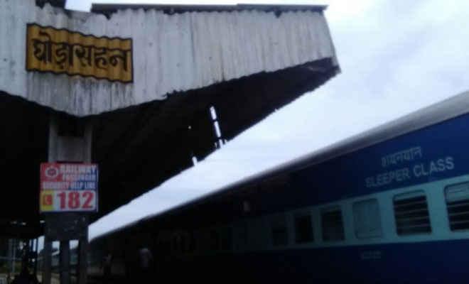 बाढ़ में ट्रैक बहने से रक्सौल-सीतामढ़ी रेल परिचालन अगले आदेश तक बंद